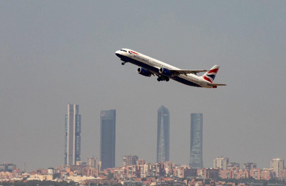 Η British Airways σταματά τις πτήσεις προς Ιράν