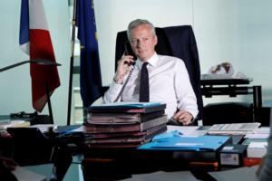 Μπρουνό Λε Μερ: Μεγάλη επιτυχία για την Ελλάδα η έξοδος από το πρόγραμμα