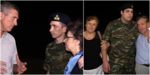 Έλληνες στρατιωτικοί: Η στιγμή που περίμεναν πέντε μήνες! Φωτογραφίες και video