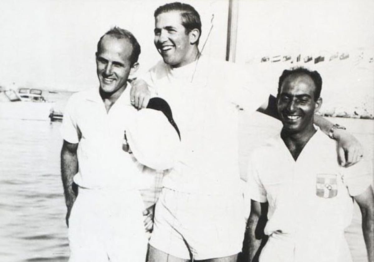 Πέθανε ο Ολυμπιονίκης Οδυσσέας Εσκιτζόγλου – Το χρυσό μετάλλιο που κέρδισε με τον τέως Βασιλιά το 1960