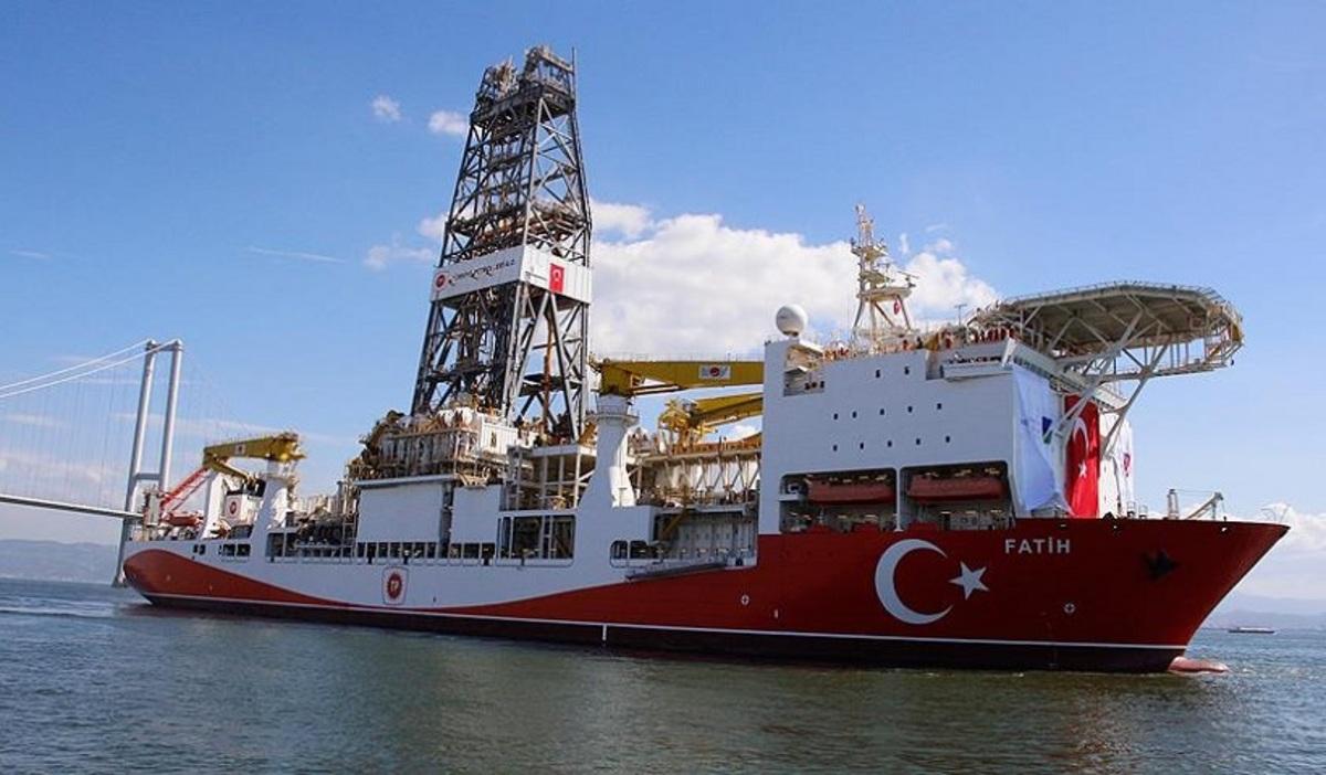 Έτοιμο για Κύπρο το Γεωτρύπανο της Τουρκίας – Διπλό μέτωπο με την Ελλάδα δημιουργεί ο Ερντογάν
