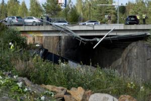 Τρομακτικό τροχαίο στην Φινλανδία – 4 νεκροί και 20 τραυματίες από σύγκρουση λεωφορείου με Ι.Χ