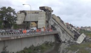 Γένοβα: Δεκάδες αγνοούμενοι από την κατάρρευση της γέφυρας – 38 οι νεκροί