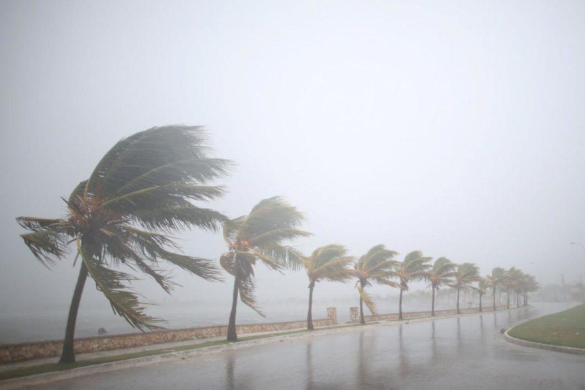 """""""Συναγερμός"""" στην Χαβάη για τον πανίσχυρο τυφώνα Lane"""