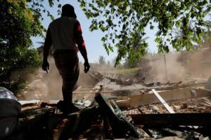 Ινδονησία: Ξαναχτύπησε ο Εγκέλαδος! Ισχυρός σεισμός 5,9 Ρίχτερ – Έπεσαν κτίρια