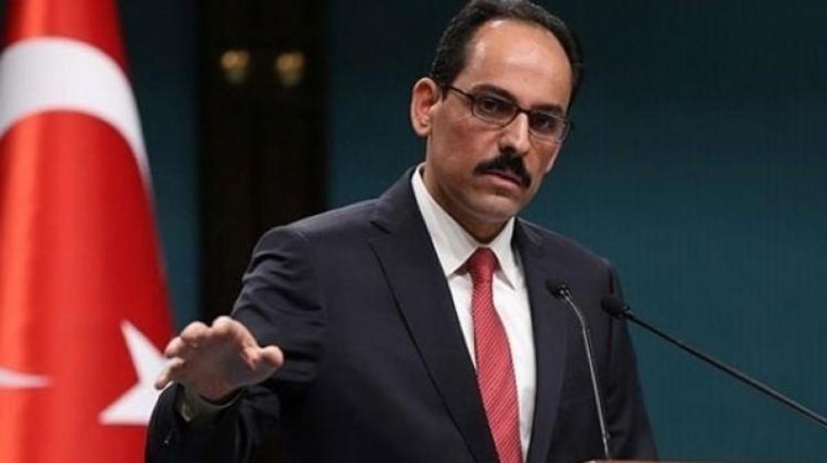 Εκπρόσωπος Ερντογάν: Θέλουμε να επιλυθούν τα προβλήματα με τις ΗΠΑ, αλλά…