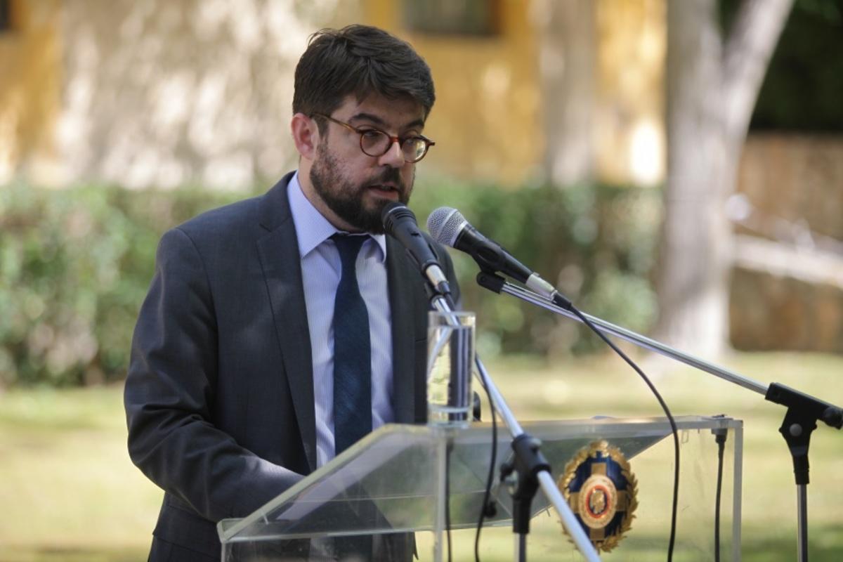 Ανασχηματισμός: Αυτός είναι ο νέος υπουργός Δικαιοσύνης, Μιχάλης Καλογήρου
