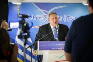 Καμμένος: Εκλογές θα γίνουν είτε στο τέλος της θητείας, είτε για το Σκοπιανό