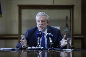 Ο Κοντονής απαντά για τις μεταγωγές κρατουμένων με επίθεση στην ΝΔ