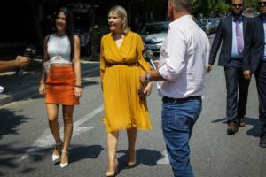 Κατερίνα Παπακώστα: Η τραγουδίστρια κόρη της έκλεψε τις εντυπώσεις! video, pics