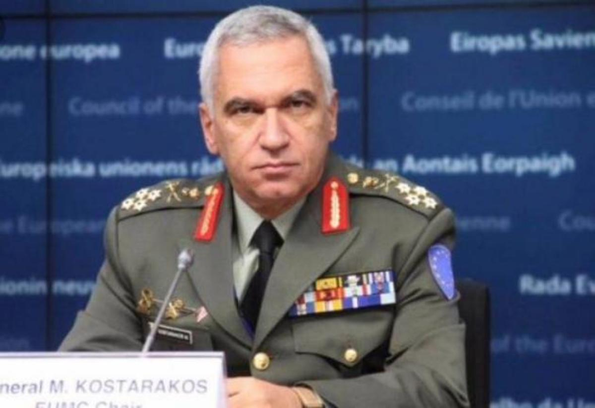 """Κυβερνητική """"επίθεση"""" κατά του Στρατηγού Κωσταράκου – """"Δημιουργεί εντυπώσεις στο προσφυγικό για πολιτικές σκοπιμότητες"""""""