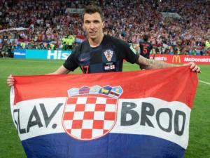 Τέλος ο Μάντζουκιτς από την Κροατία! Δεύτερος σκόρερ στην ιστορία της Εθνικής [pics]