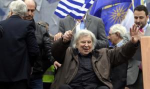 Σοβαρό καρδιακό επεισόδιο υπέστη ο Μίκης Θεοδωράκης!