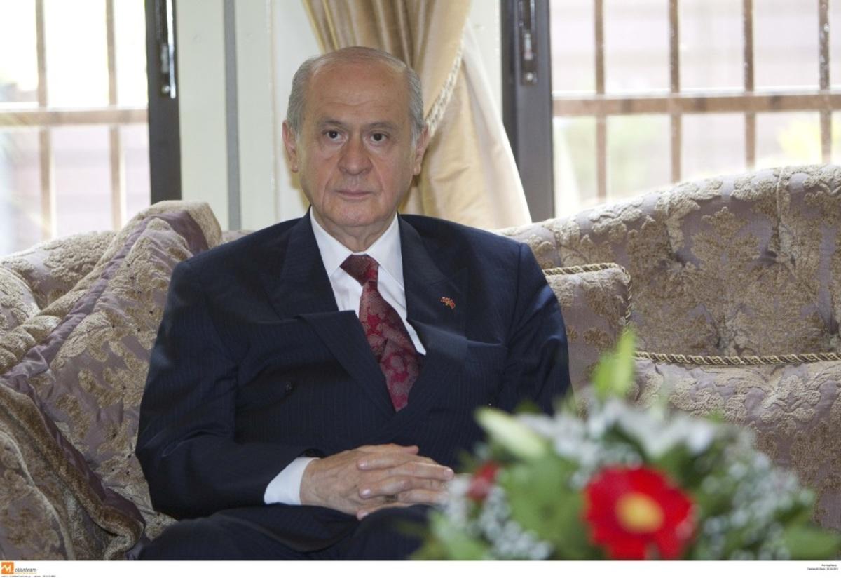 Εμπρηστικός Μπαχτσελί για τον Τούρκο αξιωματικό! Εθνικιστικές αναφορές για την Μικρασιατική καταστροφή