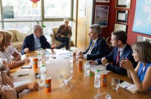 Συνάντηση Πάιατ με Τζιτζικώστα και Μπουτάρη εν' όψει ΔΕΘ