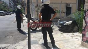 Συναγερμός στην Πάτρα από απειλές νεαρού ότι θα αυτοπυρποληθεί!