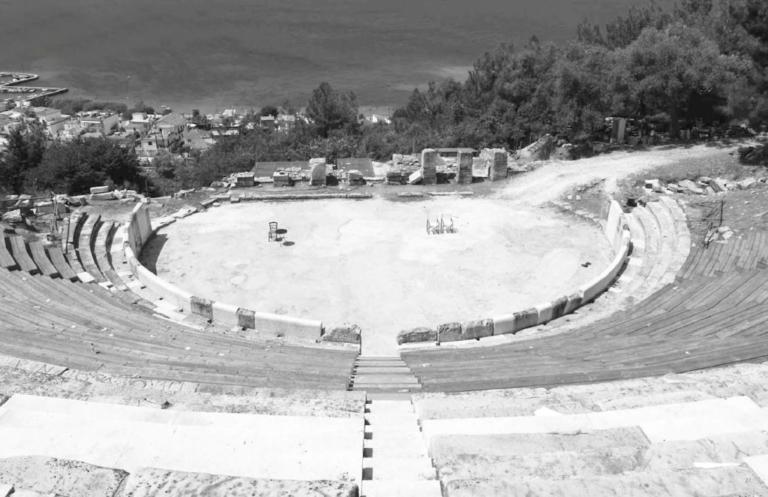 Θάσος: Το εντυπωσιακό αρχαίο θέατρο του νησιού ετοιμάζεται να αποκτήσει την παλιά του αίγλη [pics]