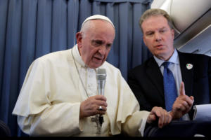 Πάπας Φραγκίσκος: Στείλτε τα παιδιά σας στον ψυχίατρο αν νομίζετε ότι είναι ομοφυλόφιλοι