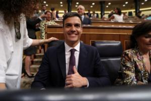 """""""Σαρώνει"""" ο Πέδρο Σάντσεθ! Αποκαλυπτική δημοσκόπηση στην Ισπανία"""