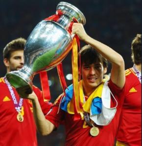 """Τέλος ο Σίλβα από την Εθνική Ισπανίας! Πρόωρο """"αντίο"""" από τον μέσο της Σίτι"""