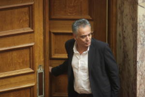 """Ανασχηματισμός για το… καλό του κόμματος – """"Κλείδωσε"""" ο Σκουρλέτης για γραμματέας του ΣΥΡΙΖΑ"""