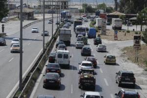 Δεκαπενταύγουστο: Κυκλοφοριακές ρυθμίσεις και απαγόρευση κυκλοφορίας στις Εθνικές Οδούς