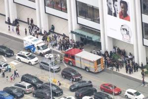 Πυροβολισμοί σε εμπορικό κέντρο στο Τορόντο – Εκκενώνεται το κτίριο [pics]