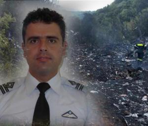 Πένθος στην Πολεμική Αεροπορία – Νεκρός από την πτώση εκπαιδευτικού αεροσκάφους ο κυβερνήτης Νικόλαος Βασιλείου