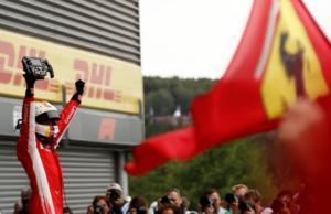"""F1: Ο Φέτελ θριαμβευτής στο Βέλγιο! Μείωσε τη διαφορά στη """"μάχη"""" για τον τίτλο – videos"""