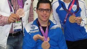 Νέο χρυσό μετάλλιο για τον Μακροδημήτρη στο Ευρωπαϊκό