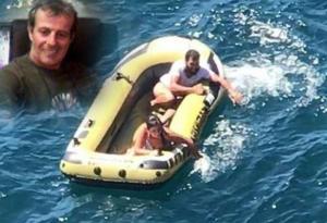 Ο Έλληνας καπετάνιος μιλά newsit.gr για τη διάσωση ναυαγών στη Μαύρη Θάλασσα