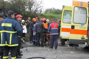 Κρήτη: Μία νεκρή και ένας σοβαρά τραυματίας σε δύο τροχαία – Η άσφαλτος βάφτηκε ξανά με αίμα!