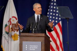 Μπάρακ Ομπάμα: «Η δημοκρατία μας δεν πρέπει να λειτουργεί έτσι»!