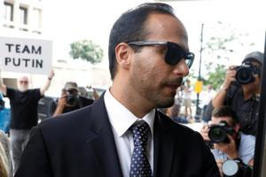 ΗΠΑ: Ο Τζορτζ Παπαδόπουλος καταδικάστηκε σε φυλάκιση 14 ημερών για ψευδή κατάθεση!