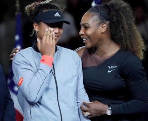 "US Open: Έγραψε ιστορία η Οσάκα! ""Τρελάθηκε"" με τον διαιτητή η Σερένα Γουίλιαμς – video"