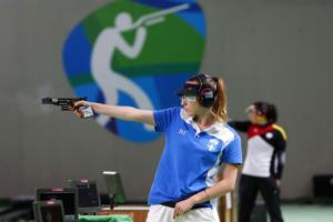 Άννα Κορακάκη: Εκτός τελικού στα 25 μ. αεροβόλο πιστόλι!