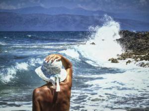 Πήλιο: Περιπέτεια για ζευγάρι σε διάσημη παραλία – Η κακοκαιρία τους απέκλεισε στο σημείο!