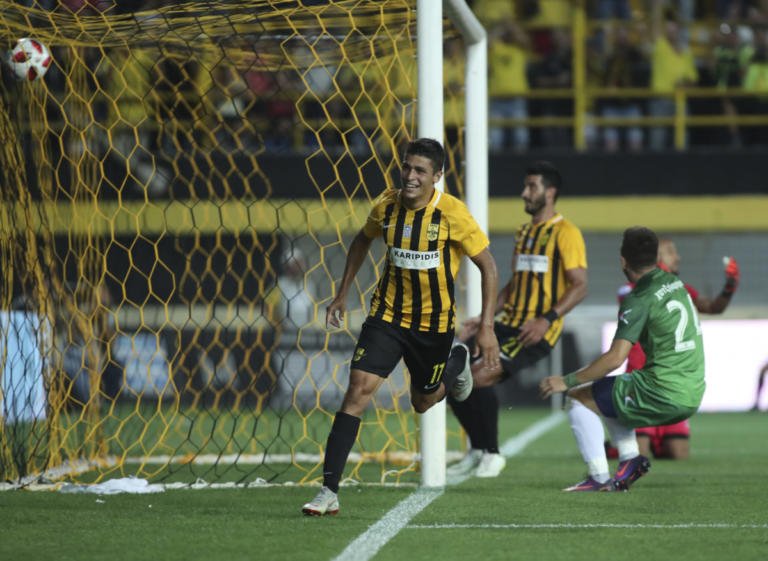 Άρης – Λεβαδειακός 2-0 ΤΕΛΙΚΟ: Επιστροφή με νίκη στο Βικελίδης!