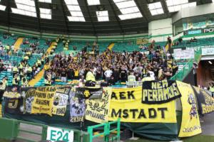 Μπάγερν – ΑΕΚ: Κιτρινόμαυρος… πανικός! Εξαφανίστηκαν τα εισιτήρια της αναμέτρησης του Μονάχου