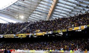 ΑΕΚ – Ολυμπιακός: Κυκλοφόρησαν τα εισιτήρια του ντέρμπι!