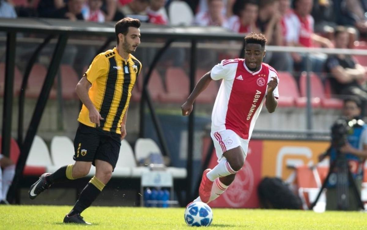 """Άγιαξ – ΑΕΚ: Βαριά """"σφαλιάρα"""" στο UEFA Youth League! videos"""
