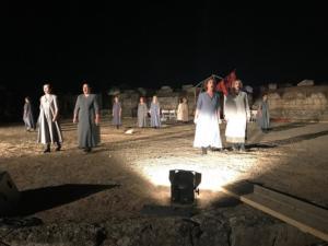 Άνοιξε μετά από 40 χρόνια το Αρχαίο Θέατρο Ερέτριας