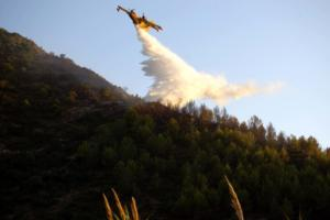 Συντριβή πυροσβεστικού αεροσκάφους στη Γαλλία – Επιχειρούσε κατάσβεση πυρκαγιάς