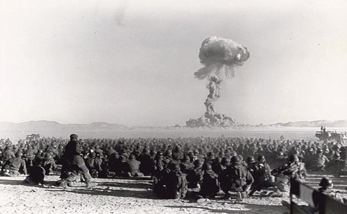 Πυρηνικές επιθέσεις στην ΕΣΣΔ και την Κίνα σχεδίαζαν οι ΗΠΑ τη δεκαετία του '60!