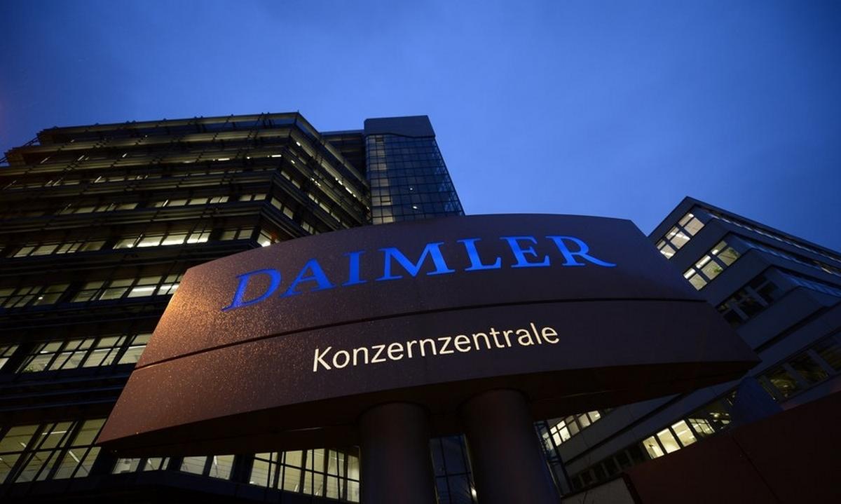 """Αποχώρησε ο """"ισχυρός άνδρας"""" της Daimler με ευχές για… περισσότερες απολύσεις"""