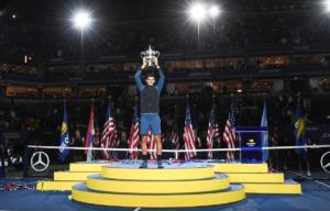 "US Open: Τζόκοβιτς, ο κατακτητής! ""Έπιασε"" τον Σάμπρας – video"