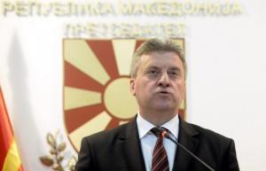 Μήνυμα στον Ιβάνοφ: Αν δεν λυθεί το Σκοπιανό, δεν μπαίνετε στην Ε.Ε.