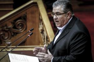 Κουτσούμπας: Απαράδεκτη η συμφωνία των Πρεσπών με τα Σκόπια