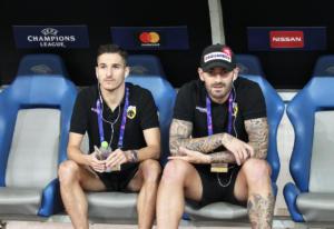 """ΑΕΚ – Champions League: Βαριά """"καμπάνα"""" από UEFA σε Λιβάγια – Λόπες"""