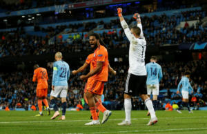 "Champions League: ""Βόμβα"" της Λιόν στο Μάντσεστερ! video"